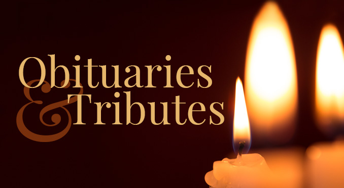 Current Obituaries