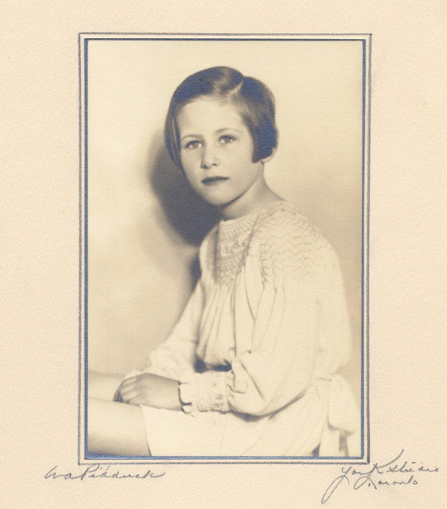 Obituary of Joyce MacCallum
