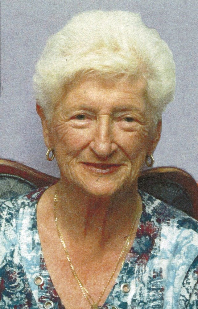 Obituary of Norma Marina Louise Ziegler
